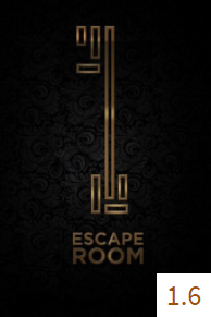 Poster for Escape Room with an average rating of 1.6.