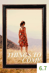 Poster for Things to Come with an average rating of 6.7.